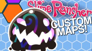 Map Mod Best Creations! - Slime Rancher Early Access Episode 8
