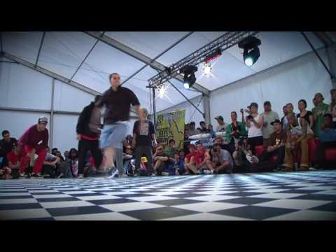 FREESTYLE SESSION EUROPE | MONSTRIBE VS SOUTH BBOYS FRONT