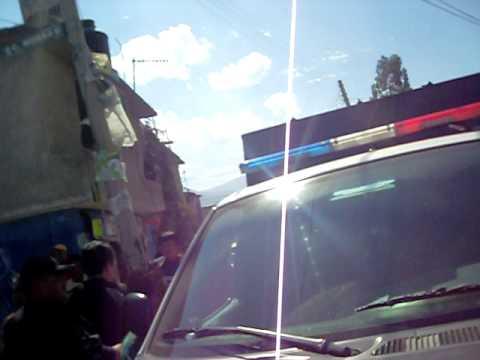 Policias En Valle De Chalco