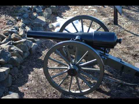 The Gettysburg Battlefield and Ghost Soldier.wmv