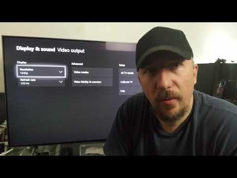 SAMSUNG Q8FN 55 QLED 4K TV / Game Mode 120hz FreeSync Settings & Tests