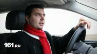 Volkswagen Touareg: 30 немецких сантиметров - Тест-Драйв