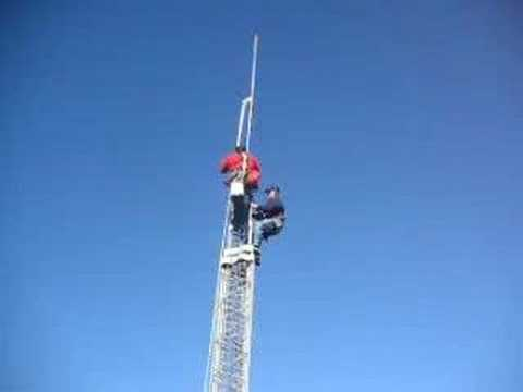 Ham Radio Tower In moreno Valley Ca