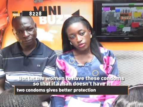 Minibuzz Uganda 24-09-14 Myth And Misconceptions Of Condom Use video
