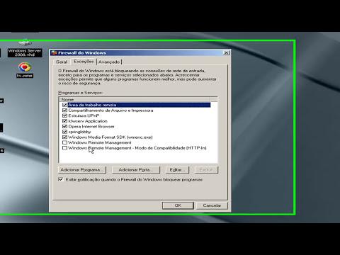 Instalação do Windows Media Encoder e as configurações para se transmitir vídeos e audio