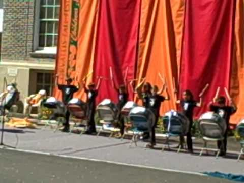 Corvallis Waldorf School Taiko Drumming