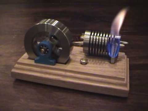 Vacuum Engine with Internal Valve - YouTube