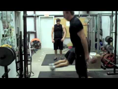Lean Hybrid Muscle Reloaded - Workout Sample