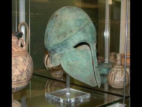 Museum Greek Hoplite Armor