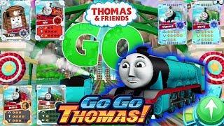 GOLDEN Gordon VS Rosie - Gordon kept Losing! Thomas & Friends: GoGo Thomas! Full Episode -New 2019
