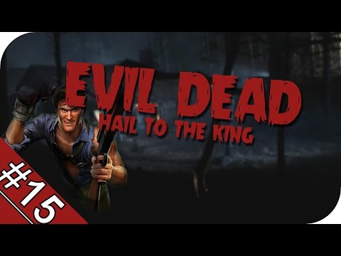 #15 | Evil Dead Hail to the King [German/100%Run/HD/Ps1]