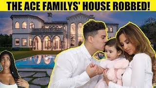 The Ace Family House Were ROBBED!! | FAKE ROBBERY