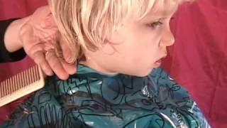 How to Cut Kids Hair - Expert Advice - Part 2/4