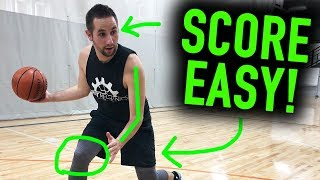 How to Blow By Your Defender Every Time | Basketball Scoring Moves