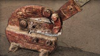 Metal Shear Restoration  Small And Cute!
