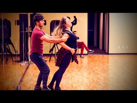 Mario - Let Me Love You - Anthony Umina & Collyane Umina - Zouk Workshop in Atlanta