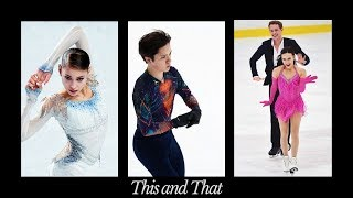 This and That: Alena Kostornaia, Shoma Uno, Elizaveta Tuktamysheva and the 2019 Finlandia Trophy