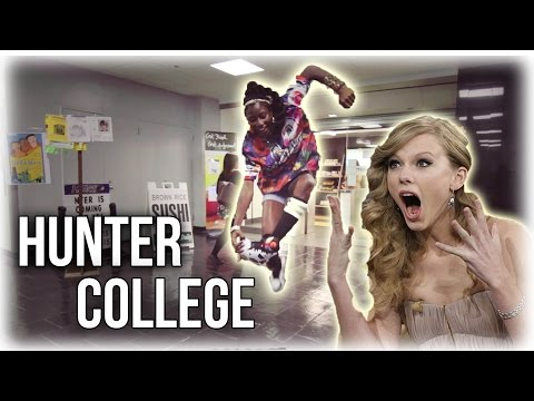 Taylor Swift - Shake It Off Hunter College