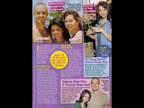 Selena Gomez Timeline  Life on Selena Gomez S Mom Had Her At 16