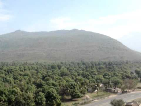 Junagadh Fort - Girnar Mountain Range