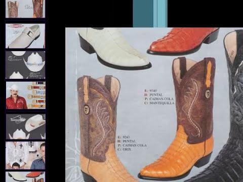 Catalogo Lamasini Jeans Ropa Moda Casual Mujer Hombre Bota Vaquera Exotica Accesorios USA