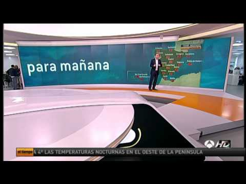 Antena 3 after rebranding in 2011