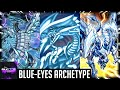 Yugioh Trivia: Blue Eyes Archetype