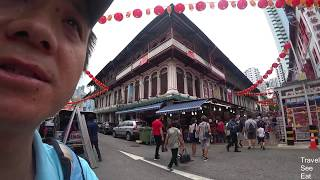 Travel See Eat in Singapore #7 - All about Chinatown