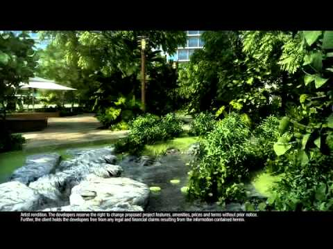 Acqua Residential EDEN-Tropical Rainforest inspired CONDO (pre-selling)