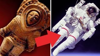 10 Mysterious ARTIFACTS That Can't Be Explained