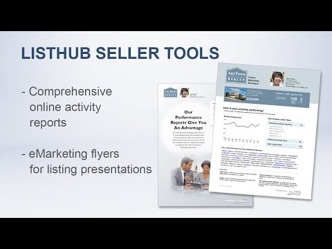 Win More Listings with ListHub Pro Seller Tools