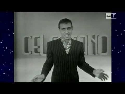 Adriano Celentano – TRE PASSI AVANTI con presentazione (1967)