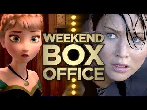 Weekend Box Office - Nov. 29 - Dec. 1 2013 - Studio Earnings Report HD