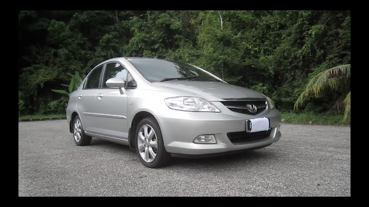 2006 Honda City Vtec Start Up And Full Vehicle Tour Youtube