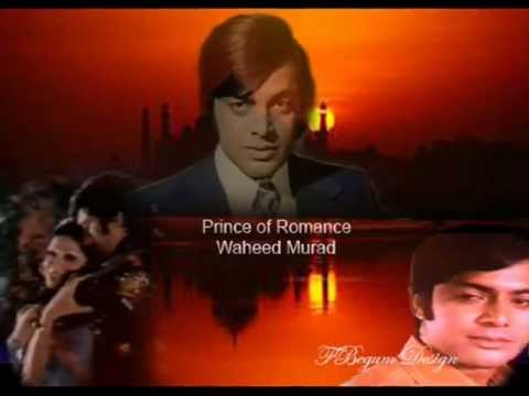 Tribute to Superstar Waheed Murad (...