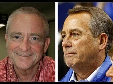Fmr Congressman: John Boehner Called Staffer a 'Fag' & Is a 'Drunk'