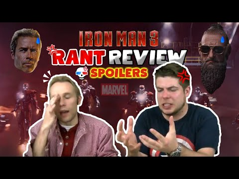 Iron Man 3 Spoiler Review (RANT)