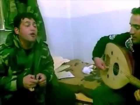 غناء الشهيد ميرابو عاقل وعزف الشهيد محمود هرموش