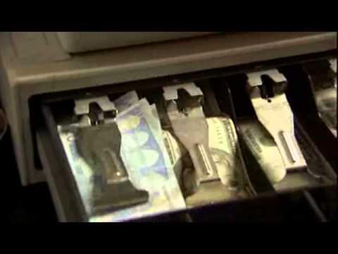 Amsterdam Falafelshop Accepts The Euro