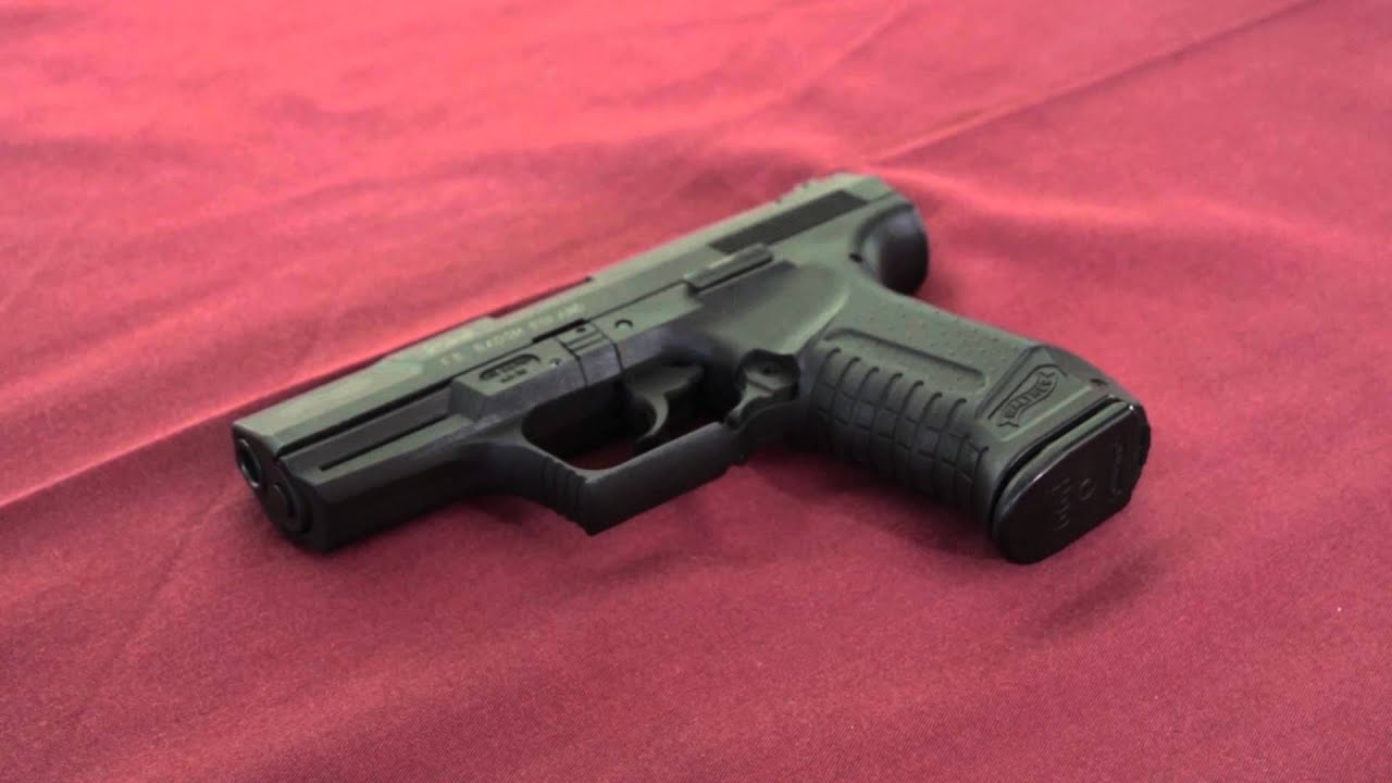 Disassembly Walther P99 Walther P99 Pistol