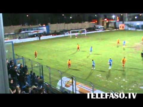Calcio Coppa Puglia 2012-13: Fasano Galatone la partita