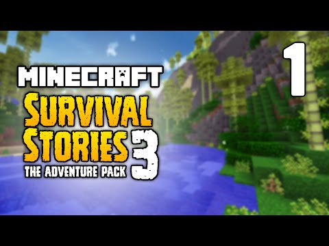 Modded Minecraft: Survival Stories 3 - E1 - I feel lucky. punk.