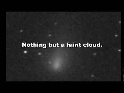 Comet Elenin is nothing but a cloud: August 29th, 2011.