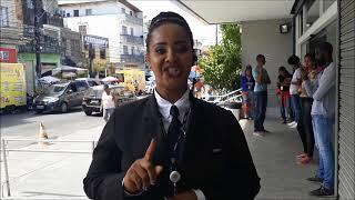 O que é ser mulher para a auxiliar de segurança Marlene Basílio