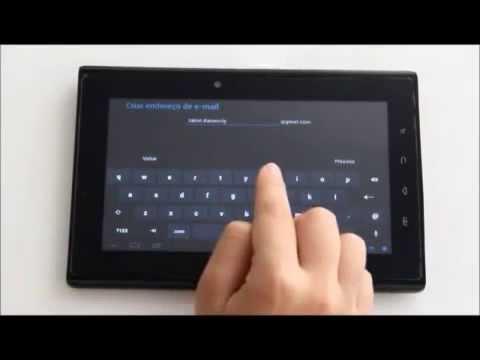 Como acessar a PlayStore do seu Tablet NavCity   parte 1