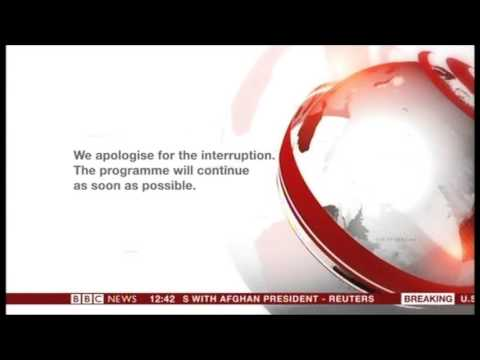 BBC News Channel - Breakdown - 11/10/2013