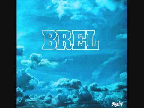 Jacques Brel - La Ville S Endormait