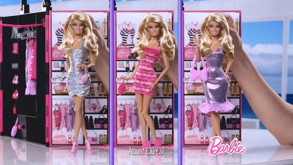 Barbie Fashionista Ultimate Closet Barbie Ultimate Closet TV