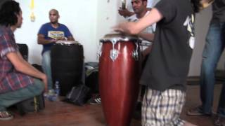 THE PERCUSSION SHOW - Percussion Jam