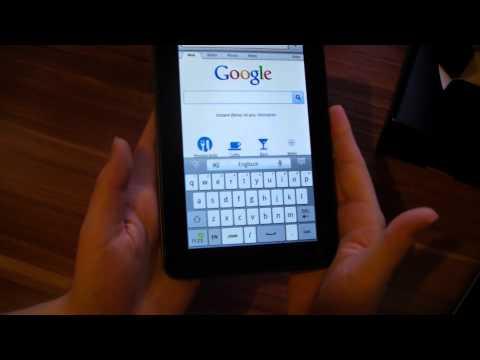 Lenovo IdeaPad A1 Unboxing und Kurztest